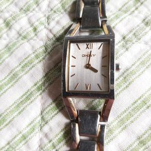 DKNY link bracelet watch